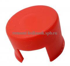 Кнопка красная 23.3 мм